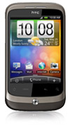HTC Wildfire - All you can eat data