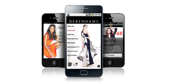 Apps for Fashion - Best apps for high street shopping