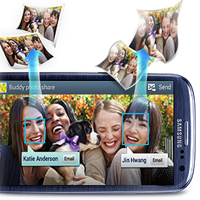 Samsung Galaxy S3 Buddy Photo-Share