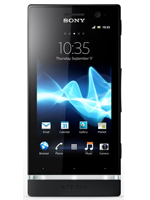 Sony Xperia U - The best budget smartphones for 2012