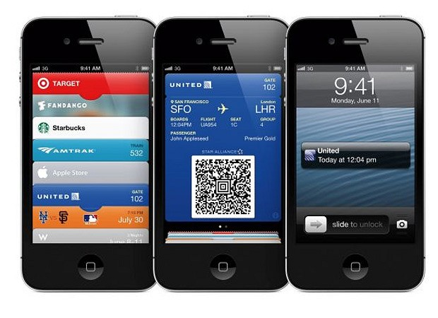 Passbook Apple iPhone 5