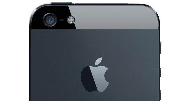 Apple iPhone 5 - Best camera phones for 2013