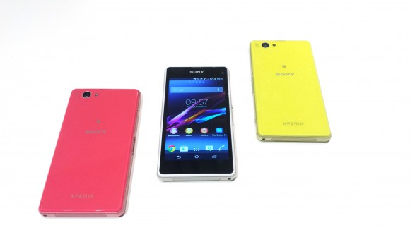 Sony Xperia Z1 Compact Lineup