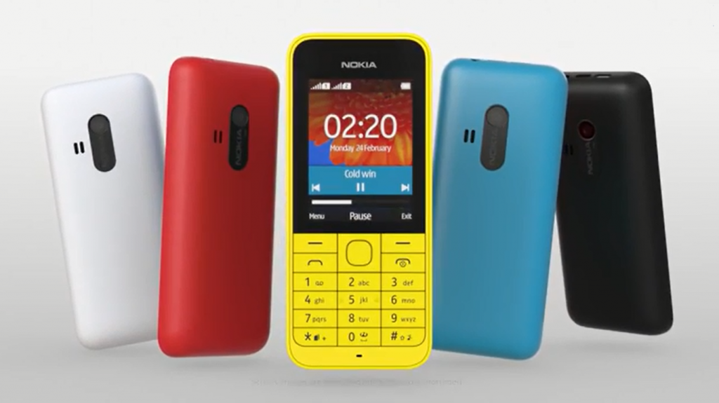 Can the Nokia 220 Last for nearly a Whole Month?