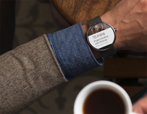 Stylish Android Wear smartwatches