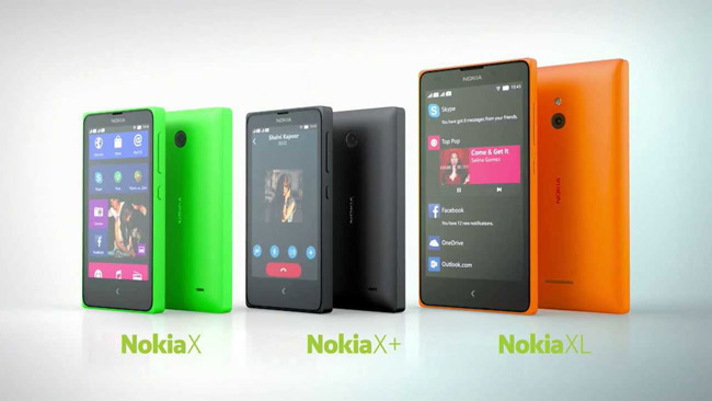 Nokia X vs Nokia X+ vs Nokia XL - Android review