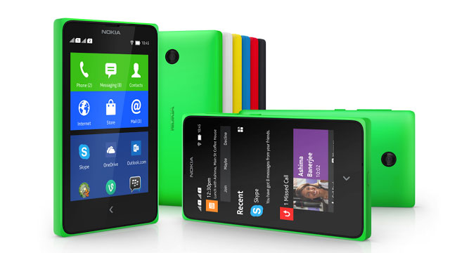 Green Nokia X price