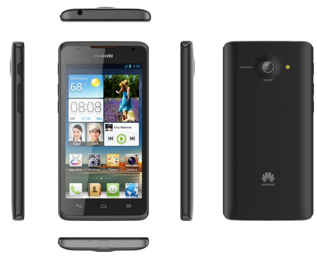 What can we expect from the Huawei Ascend Y530?