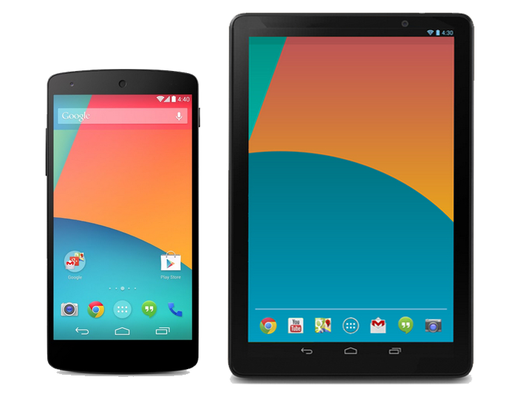 Android 4.5 for Nexus devices