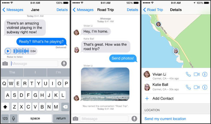 Could these new features revolutionise the text messages we send today?