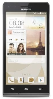World's slimmest mobiles - Huawei Ascend G6