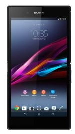 thinnest Sony smartphones - Xperia Z Ultra