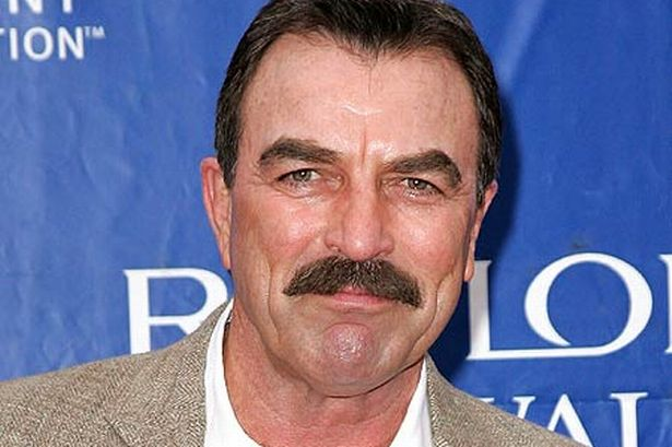 Rocking a moustache like Tom Selleck's? Then it's definitely thicker than an iPad Air 2!