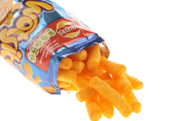 We love Wotsits, but are they thicker than an iPad?