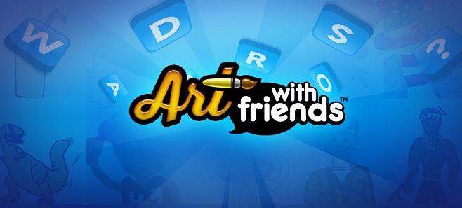 Art With Friends logo