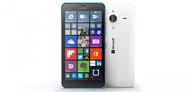 Lumia 640 Windows