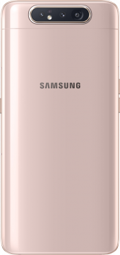 Galaxy A80 128GB Gold (Back)