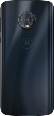 Moto G6 Plus Blue (Back)