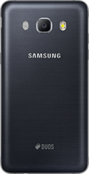 Galaxy J5 2016 Black (Back)