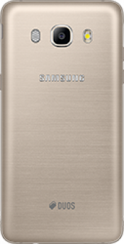Galaxy J5 2016 Gold (Back)