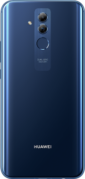 Mate 20 Lite 64GB Blue (Back)