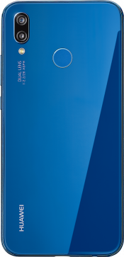 P20 Lite Blue (Back)