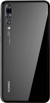 P20 Pro 128GB Black (Back)