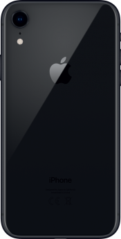 iPhone XR 64GB Black (Back)