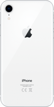 iPhone XR 256GB White (Back)