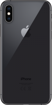 iPhone XS 64GB Space Grey (Back)