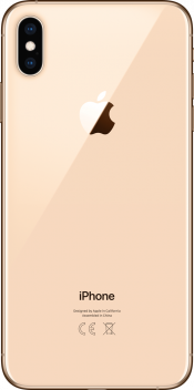 iPhone XS Max 64GB Gold (Back)