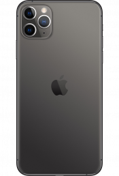 iPhone 11 Pro Max 256GB Space Grey (Back)