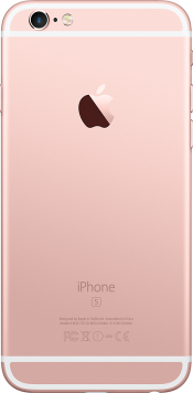 iPhone 6s 32GB Rose Gold (Back)