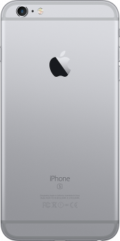 iPhone 6s Plus 128GB Space Grey (Back)
