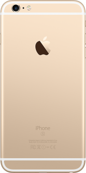 iPhone 6s Plus 32GB Gold (Back)