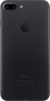 iPhone 7 Plus 128GB Black (Back)