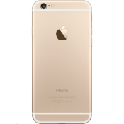 iPhone 6 128GB Gold (Back)