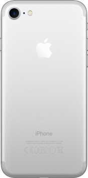 iPhone 7 128GB Silver (Back)