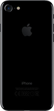 iPhone 7 32GB Jet Black (Side)