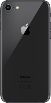 iPhone 8 64GB Space Grey (Back)