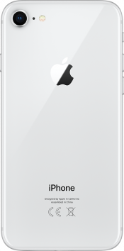 iPhone 8 256GB Silver (Back)