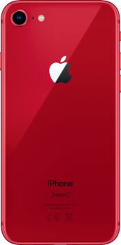 iPhone 8 256GB Product Red (Back)
