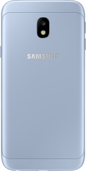 Galaxy J3 2017 Blue (Back)