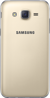 Galaxy J5 Gold (Back)