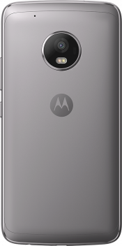 Moto G5 Plus Grey (Side)