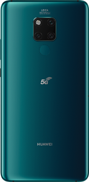Mate 20 X (5G) 256GB Green EE (Back)