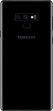 Galaxy Note 9 128GB Black (Side)