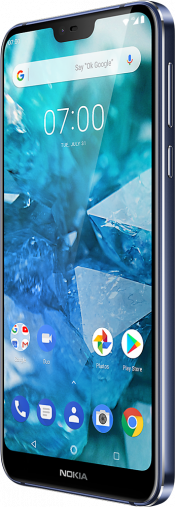 7.1 32GB Blue (Side)