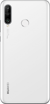 P30 Lite 128GB White (Back)