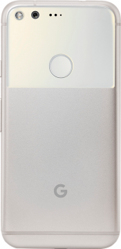 Pixel 32GB Very Silver (Back)